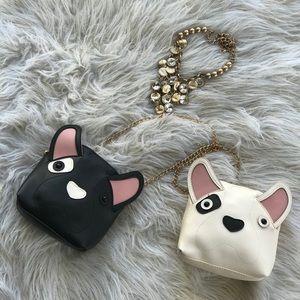 Handbags - Dog purse bag